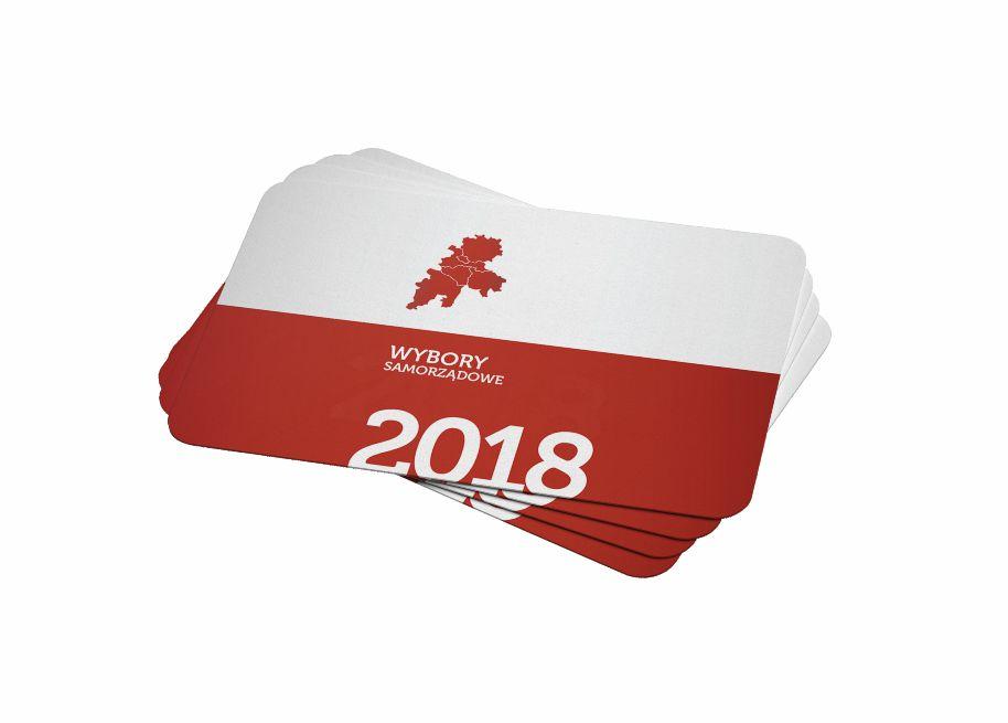Wybory samorządowe - 2018 - Drukarnia i reklama Brzeg