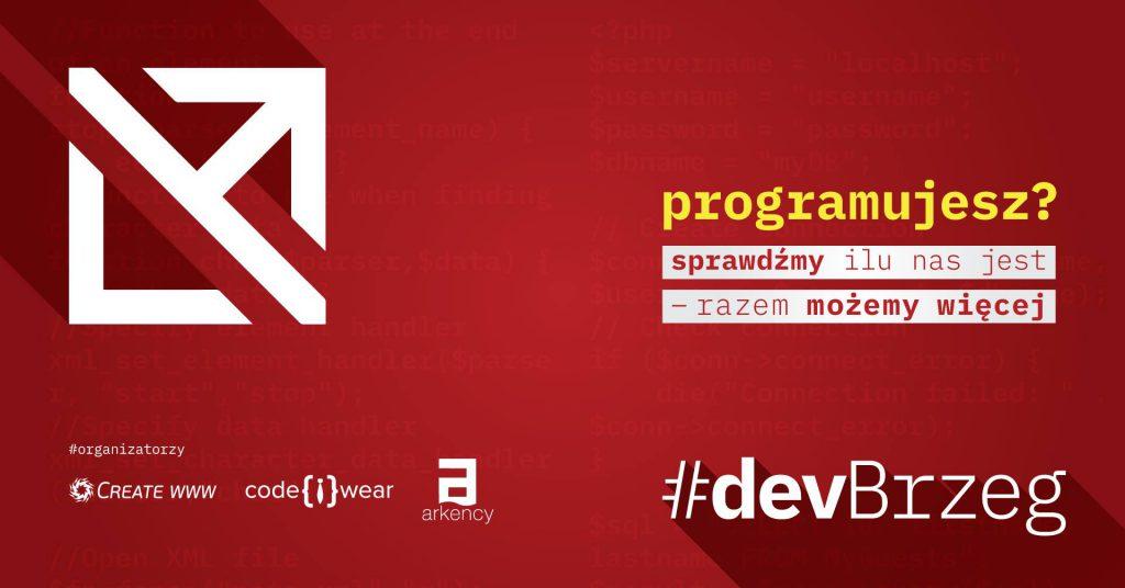 devBrzeg - programista Brzeg